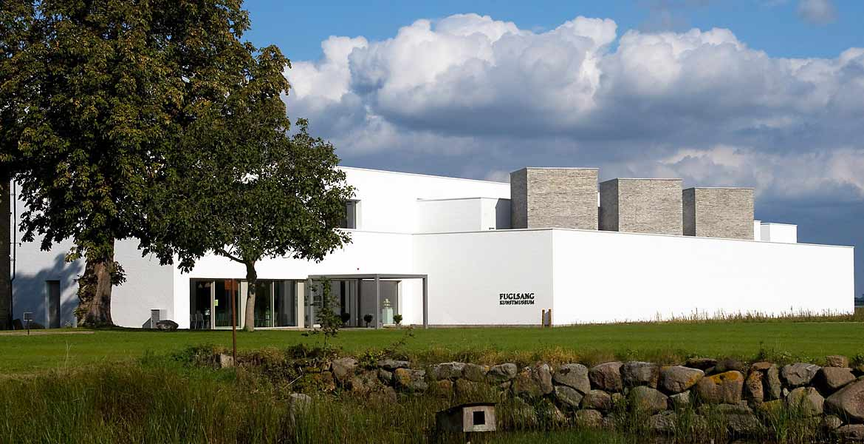 Fuglsang Kunstmuseum.